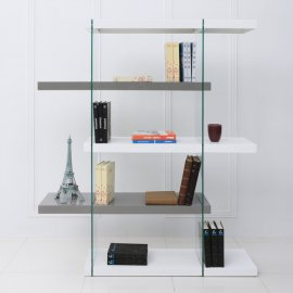 Il Vetro Bookcase CB-111 Bookcase by Casabianca