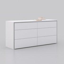 Zen Dresser CB-1104 Cabinet by Casabianca