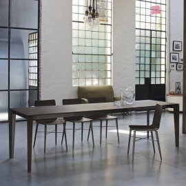 Senso Dining Table by Bontempi