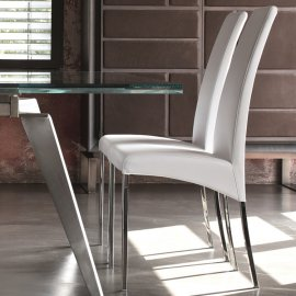 Aida Chairs by Bontempi
