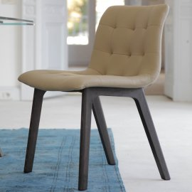 Kuga W Chair by Bontempi