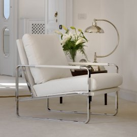 Clarissa Armchair Lounge Chairs by Bontempi