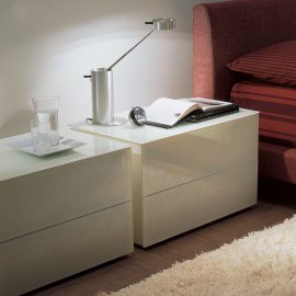Enea End Table End Table by Bontempi