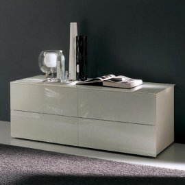 Enea Dresser Storage by Bontempi