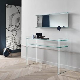 Quiller Consolle Console Table by Tonelli