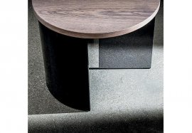Regolo Round End Table by Sovet