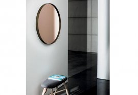 Visual Round Mirrors by Sovet