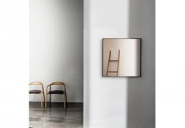 Visual Square Mirrors by Sovet