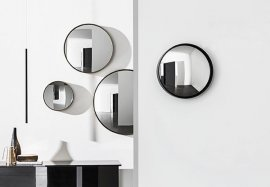 Sail Mirrors by Sovet