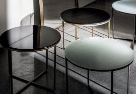 Piktor End Tables by Sovet