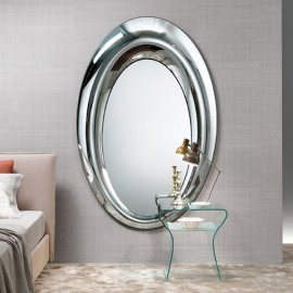 Mary Mirror by Fiam
