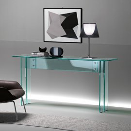 LLT Console Console Tables by Fiam