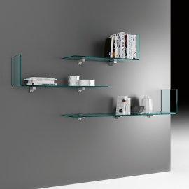 Mensole Rialto L Bookcase by Fiam