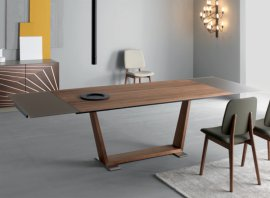 Oblique Canaletto Dining Tables by Compar
