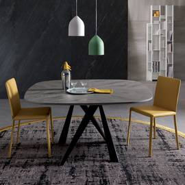 Bombo T245 Dining Table by Ozzio