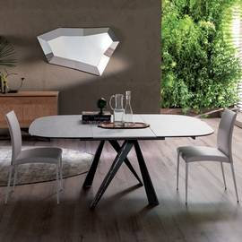 Bombo Extending T246 Dining Table by Ozzio