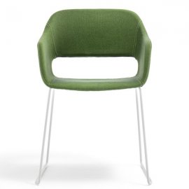 Babila Soft 2746 Chair by Pedrali