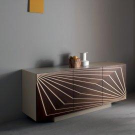 Optik Cabinets by Compar