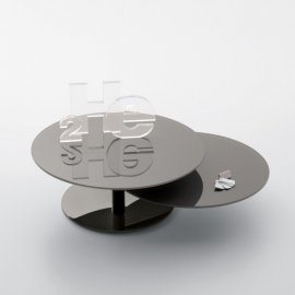Sax End Table by Compar