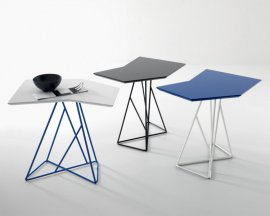 Mex End Table by Compar