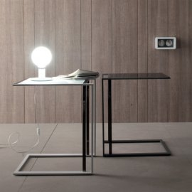 Square End Table by Compar