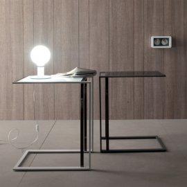 Square End Tables by Compar