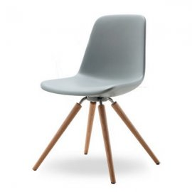 Step Wood 904.11 Chair by Tonon