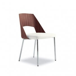 Gamma 955.02 Chairs by Tonon