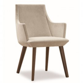 Beret 301.11 Chair by Tonon