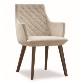 Beret 301.12 Chair by Tonon