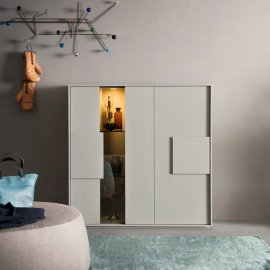 Amelia Cabinet Cabinet by Alf Dafre