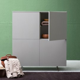 Nobel Cabinet PSV121 Cabinets by Alf Dafre
