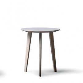 Life 3  End Table by Alf Dafre