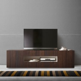 Metropolis TV Unit PSC582 Cabinet by Alf Dafre