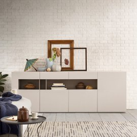 Metropolis Sideboard PSC569 Cabinet by Alf Dafre