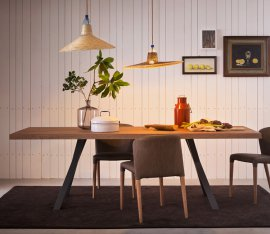 Board Dining Table by Alf Dafre