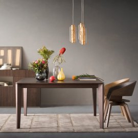 Cliff Extending Dining Table Dining Table by Alf Dafre