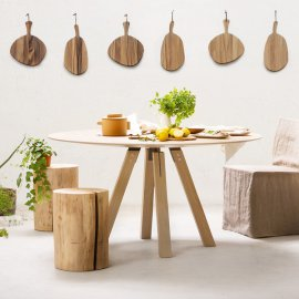 Le 20 Dining Table by Alf Dafre