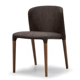 Karol Wood Chair by Alf Dafre