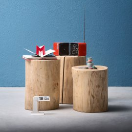 Ceppo End Tables by Alf Dafre