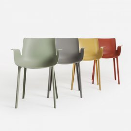 Piuma Chairs by Kartell