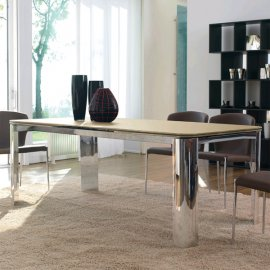 Arthur A Dining Table by Antonello Italia