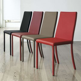 Nicole Chairs by Antonello Italia