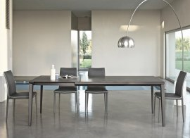 Echo Dining Table by Bontempi