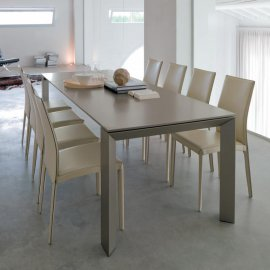 New Edro Dining Tables by Bontempi