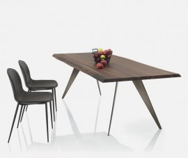 Ramos Dining Table by Bontempi