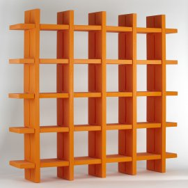 My Book Bookcase by Slide