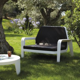 America Lounge Chair by Slide