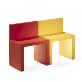 Angolo Retto Chairs by Slide