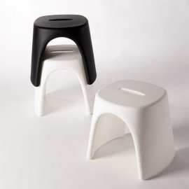 Amelie Sgabello Stool by Slide